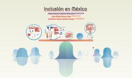 Inclusión en México