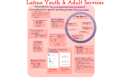 Hispanic Youth and Adult Services