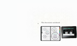The electronic notebook
