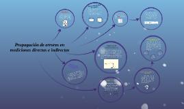 Copy of Propagación de errores en mediciones directas e indirectas
