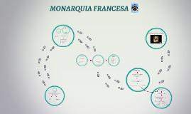 MONARQUIA FRANCESA