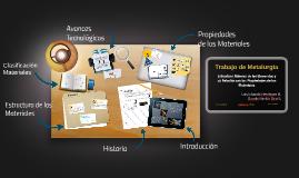 Estructura Átomica de los Elementos y su Relación con las Propiedades de los Materiales