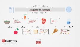 História da Nutrição