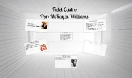 AP Spanish-Fidel Castro