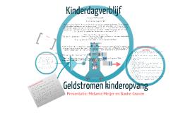 Copy of Geldstromen in de kinderopvang!
