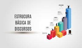 Estructura básica de discursos