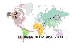 Copy of TAHANAN NI DR. JOSE RIZAL