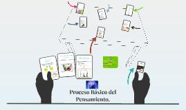 Copy of Proceso Básico del Pensamiento.