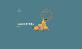 Transcendentalist