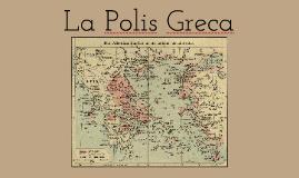 Copy of La Polis Greca