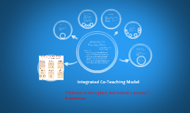 Integrated CollaborativeTeaching