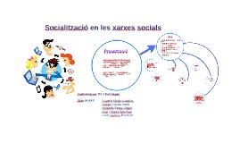 Socialització en les xarxes socials