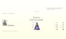 Maslows behovspyramide (nynorsk)
