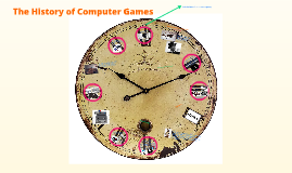 Histroy of Computer Games