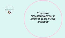 la Internet como medio didáctico