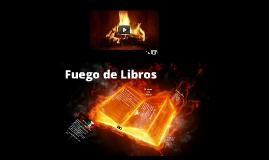 Fuego De Libros