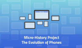 Micro-History Project