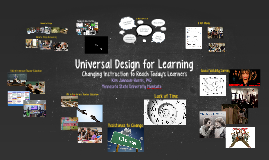 UDL - Changing Instruction to Reach Today's Learners