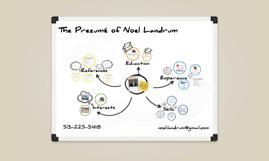 My Prezumé by Noel Landrum