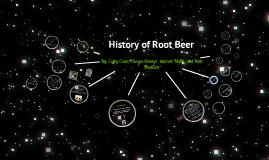 Copy of Root Beer