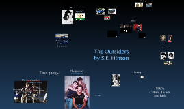 Preview of The Outsiders