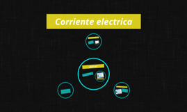 Copy of Corriente electrica