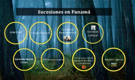Sucesiones en Panamá