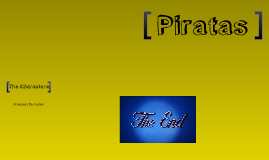 Piratas - Book Project