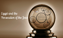 Egypt and the Persecution of the Jews