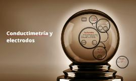 Copy of Conductimetría y