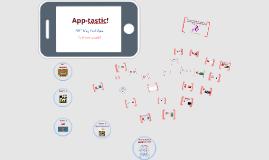 Ericsson App-tastic