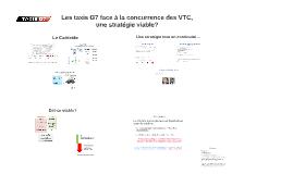 Copy of Les taxis G7 face à la concurrence des VTC, une stratégie vi