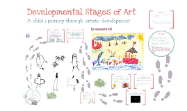 It is a photo of Terrible Developmental Stages Of Drawing A Person
