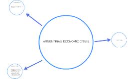 ARGENTINA'S ECONOMIC CRISIS