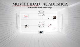 Movicuidad académica: Más allá del uso de la tecnología