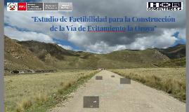 """""""Estudio de Factibilidad para la Construcción"""