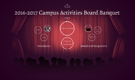 Copy of 2016-2017 CAB Banquet