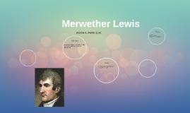 Merwether Lewis