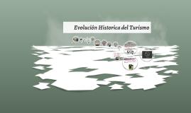 Evolución Historica del turismo