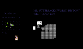 UTTERBACK WHW FINAL REVIEW