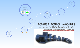 Copy of ECB3173 ELECTRICAL MACHINES