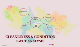 CLEANLINESS & CONDITION SWOT ANALYSIS