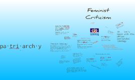Tyson Feminist Criticism