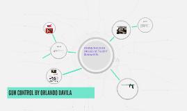 Copy of GUN CONTROL