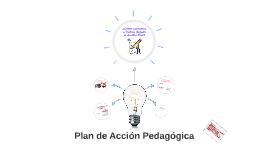Plan de Acción Pedagógica