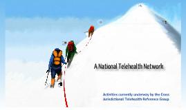 National Telehealth Activities in Australia