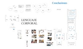 Copy of Lenguaje Corporal