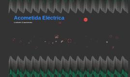 Acometida Eléctrica