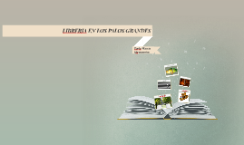 LIBRERIA EN LOS PALOS GRANDES