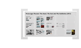 Copy of Proto-type Theater: Research 2012